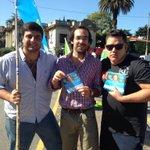 Se reparte la del municipio B en feria Par rodó! @GarceAlvaro @Diego__RS @elporve404 @adelgado404 #GarceLista1 http://t.co/82VxBrbO0c