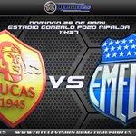 Ya arranca el partido de #Aucas vs. #Emelec, disfrútalo por la pantalla de TC Mi Canal y síguelo por @TCDeportes. http://t.co/zEbPuxREUm