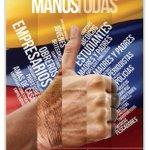Este #1deMayo #TodasLasManosTodas por la #RevolucionDelTrabajo @MashiRafael @35PAIS @GabrielaEsPais @viviana_bonilla http://t.co/IlY0J7wPav