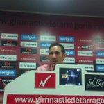 Vicente Moreno: estic molt content. Ara hem darrodonir feina amb lascens. Necessitem suport públic @semprenastic http://t.co/ysFdGwXhGe