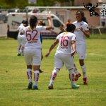 #LDU AMATEUR 3 VS GALAPAGOS SC gran partido guerreras albas..... http://t.co/UBJMVdiZUu