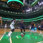 VIDEO: JR Smith was ejected with a Flagrant 2 after this hard foul on Jae Crowder http://t.co/RysaB02GtH http://t.co/qGg7rJJ1P3