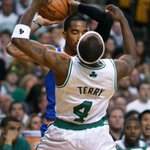 Two years ago today, J.R. Smith was also ejected from a playoff game for a flagrant-2 foul... against the Celtics. http://t.co/xF4ueviZB9