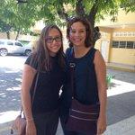 Feliz de acompañar a mi hija @isabelmesaj a votar por 1ra vez. Se inauguró en la Convención del @El_PRM. Ya votamos! http://t.co/YeMW5ZOan2