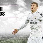 15 GOL GOL GOL GOL GOL GOL GOL GOL GOL GOL GOL DE @ToniKroos. Celta 1-1 Real Madrid. @RMLive http://t.co/n2o6DJcCcA