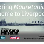 Were backing the bid to bring home the Mauretania - heres why http://t.co/iJtuiof7Cj http://t.co/jo0MTTiLhb