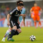 DESCANSO: Celta 2-3 Real Madrid (15 Kroos; 24 Chicharito; 43 James Rodríguez / 9Nolito; 28 Santi Mina) #RMLive http://t.co/BsM2cLH5qs