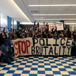 In solidarity with Baltimore, we must Stop Police Brutality #FreddieGray #DSC2015Chi http://t.co/hwQchq6wdA