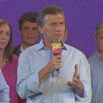 "Macri: ""No nos resignemos, merecemos vivir mejor"" http://t.co/c9eutmGsHk http://t.co/IZWUk3Fg8E"