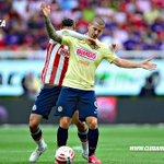 75 @Chivas 1-1 @CF_America #DaleCampeón http://t.co/KjkFF2f6cT