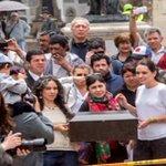 Restos de Carlos Pizarro fueron enterrados nuevamente tras 25 años de su asesinato. http://t.co/WtNXSmrjSX http://t.co/JhF9RdJqtu