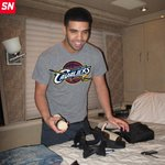 """@SportsNation: Exclusive shot of Drake packing up his hotel room tonight. http://t.co/zdOGj85M2R"" 😂😂😂"