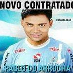 E a encarnação no Paysandu não para. Veja alguns memes publicados nas redes sociais por torcedores do Leão. http://t.co/7gvl2Ezwig