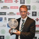 Congratulations to top goalscorer @Leighgriff09 #CelticPOY (NM) http://t.co/lBdiRGRLUx