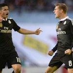 Un sensacional James guía al Madrid a una nueva victoria. --> http://t.co/KcVQ7D9imm http://t.co/1NawPxqj25