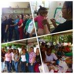 #FiestaDeLaSaludEnAragua | Activado el personal de Salud en municipio Sucre. #VacunaciónDeLasAméricas @TareckPSUV http://t.co/0QBEanezDB