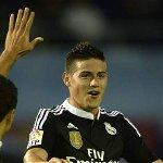 Gol y asistencia de James en la victoria de Real Madrid frente a Celta http://t.co/y2hqnYWo2v http://t.co/xWth7uzdzF