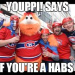 Who can get the most RTs? RT for @CanadiensMTL to win STREAM LIVE cbcsports.ca 6 P.M. ET #CBCHockeymug #NHLPlayoffs http://t.co/anITabgp5O