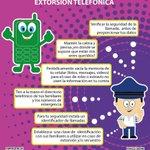 Le invitamos a seguir estas recomendaciones para prevenir la #ExtorsiónTelefónica #Oaxaca http://t.co/ycQyPQG4Gw