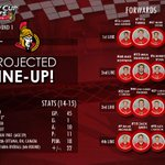 ICYMI: Heres what tonights projected line-ups look like for Game 6: http://t.co/dNc3qSho8q http://t.co/XCE1c8moGQ