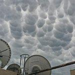 ¡Impresionante! El cielo esta tarde en Dallas, Texas vía @jasonwheelertv: http://t.co/Ljfc1ogVp9