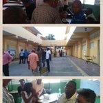 200 personas aproximadamente han votado en Liceo Matías Ramón Mella;extenderán horario a 07:00pm #PRMenCDN @CDN37 http://t.co/p42tTTd3ly