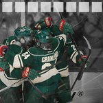 Series clinched. On to the next round, @mnwild. #StanleyCup http://t.co/VRKDrr3r3u