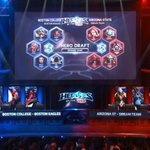 The Heroic Four kicks off with the Eternal Conflict! Tyrael vs Diablo HYPE.   http://t.co/ysduJ9uNxd #StormTheDorm http://t.co/rUcewAc95K