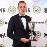 Congratulations to @hkane28 - the PFA Young Player of the Year! http://t.co/4zmzW86It4