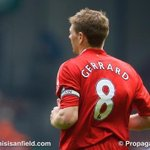 Steven Gerrard was honoured at the PFA awards last night: http://t.co/YyVu1Tftrp http://t.co/cohtjyyHOR