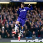 Congratulations @hazardeden10 - the deserved PFA Players Player of the Year! #PFAawards #CFC http://t.co/HEKYjdAQ7F
