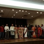 Celebrating Bengali New Year with friends #community #ottawa http://t.co/gIuCE7QG7Y
