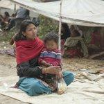 Urge ayuda humanitaria para 940 mil niños tras sismo en #Nepal: @UNICEFMexico | http://t.co/B6L6SIxeIo http://t.co/WJmLr13ulQ