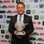 Congratulations to all the winners tonight. Great to pick up the goal of the season.  Thanks for all your votes🍀👍🏻 http://t.co/CljuXxUYUt
