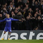 And the @premierleague player of the year is ... @hazardeden10 http://t.co/yroLNEwOc8