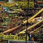 Lo mejor de Barcelona.. Su hinchada #BSC @SurOscura_EC @williamvillacis @barceblaccio @BSC_Monumental @BarcelonaSCweb http://t.co/YOvaqtjbfn