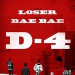 [BIGBANG - MADE SERIES M D-4] originally posted by http://t.co/pWpy9SeTlv #BIGBANGMADE #MADESERIESM #LOSER #BAEBAE http://t.co/6GPJkEj4Yz
