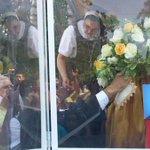Reliquias de Juan Pablo II ya están en #ElSalvador  http://t.co/ReW8jGm27p http://t.co/o9h48DHgRT