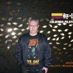 #COLOMBIA #ColombiaPilotos #OrgulloColombiano ► Andres @Andrest03 en #FILBo2015 @FILBogota en @CorferiasBogota http://t.co/TrUmKtklVH