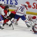 No Goal!!!! Sens feel cheated after Pageaus goal was not allowed. Tony Caldwell Photos  #Sens #Habs #Playoffs http://t.co/hsm9pY7cAC