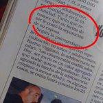 Segun este periodico argentino tenia una esposa lol. POR QUE ME ABANDONASTE ESPOSA, POR QUE?!? *llora intensamente* http://t.co/N4G30snTZ5
