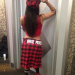 Look what flannels are coming to @WWEShop soon!!!!!! #BrieMode #ExtremeRules http://t.co/kud8DlbcRK