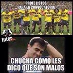 """@FUTERchistes: Jugadores de #BSC listos para la #Selección [via @AntonioRoder] http://t.co/ECL93x1ZYW"" / 😂"