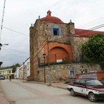 Roban iglesia en #Atzompa, se llevan joyas de la Virgen http://t.co/84exvKBsQg #Oaxaca http://t.co/bYHAEjjouL