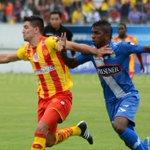Emelec empató sin goles en Quito ante Aucas en fecha 15 del torneo http://t.co/112JDuQC3c http://t.co/SLrQBnoSa5