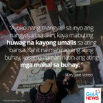 LOOK: Mary Jane Veloso shares her advice for the Filipinos in handwritten letters http://t.co/FZfGfgfEb7 http://t.co/CSTW96FFzc