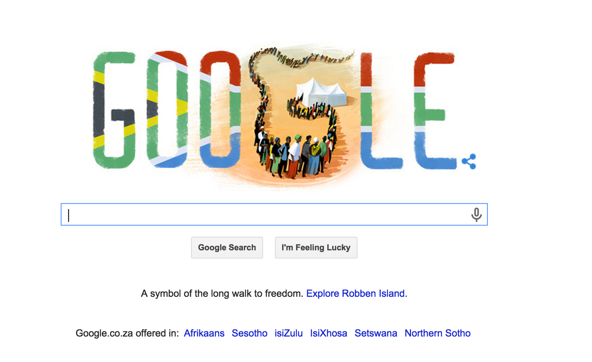 Happy Freedom Day! Explore Robben Island online now. http://t.co/k7cfutsJiu http://t.co/BJBReSR73E