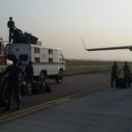 #IndiawithNepal A team of 34 Indian doctors moved yesterday along with NDRF for relief and rescue #OperationMaitri http://t.co/NVMZBysr1B
