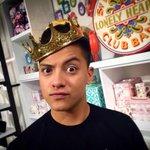 """@raymundisaac: The prince is here! #DanielPadilla #TEENKING #Teenkingcode525 … https://t.co/PmMOGCVxVv http://t.co/DWxwgiT8nk"