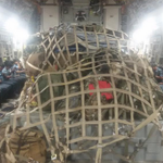 #IndiaWithNepal 40 large tents, 1400 blankets, 50 tonnes of water moved yesterday. More enroute. #OperationMaitri http://t.co/ibdYxS71JT